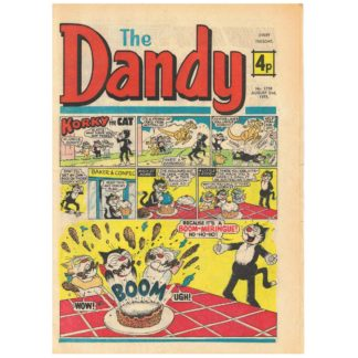 The Dandy - 2nd August 1975 - issue 1758