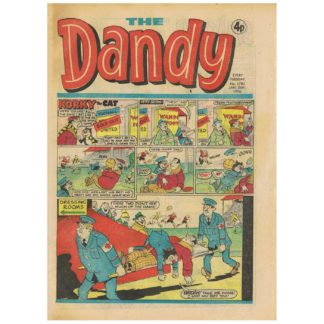 The Dandy - 24th January 1976 - issue 1783