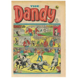 The Dandy - 31st January 1976 - issue 1784