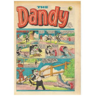 The Dandy - 13th March 1976 - issue 1790