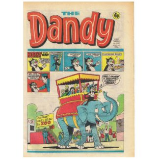 The Dandy - 1st May 1976 - issue 1797