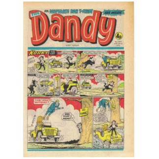 The Dandy - 22nd May 1976 - issue 1800