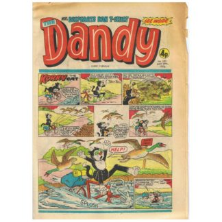 The Dandy - 29th May 1976 - issue 1801