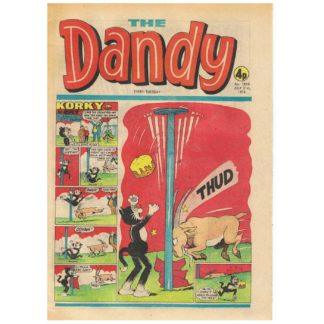 The Dandy - 31st July 1976 - issue 1810