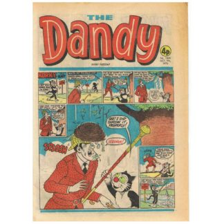 The Dandy - 9th October 1976 - issue 1820