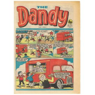 The Dandy - 23rd October 1976 - issue 1822