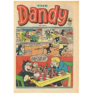 The Dandy - 4th December 1976 - issue 1828