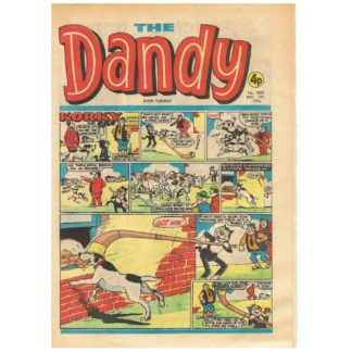 The Dandy - 11th December 1976 - issue 1829