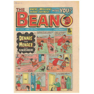 The Beano - 17th April 1982 - issue 2074
