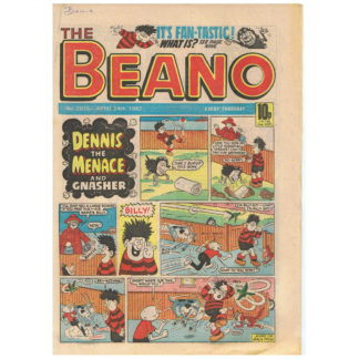 The Beano - 24th April 1982 - issue 2075