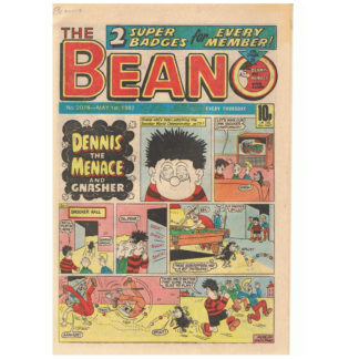 The Beano - 1st May 1982 - issue 2076
