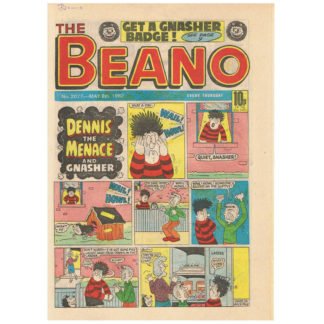 The Beano - 8th May 1982 - issue 2077