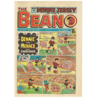 The Beano - 15th May 1982 - issue 2078