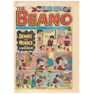 The Beano - 29th May 1982 - issue 2080