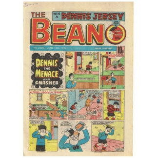 The Beano - 19th June 1982 - issue 2083