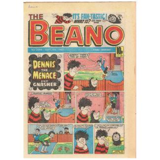 The Beano - 4th September 1982 - issue 2094