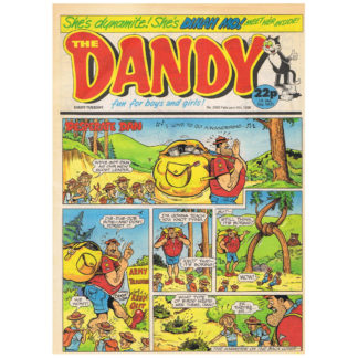 The Dandy - 4th February 1989 - issue 2463