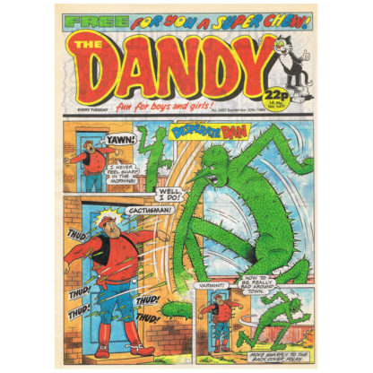 The Dandy - 30th September 1989 - issue 2497
