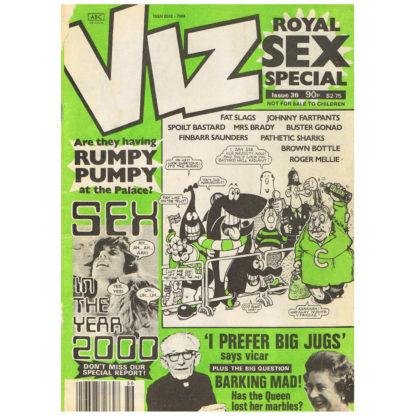 Viz - June 1989 - issue 36