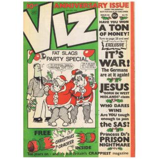 Viz - December 1989 - issue 39