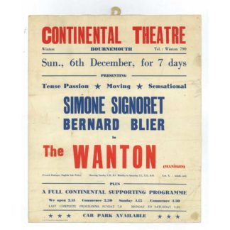 Continental Cinema - Winton Bournemouth