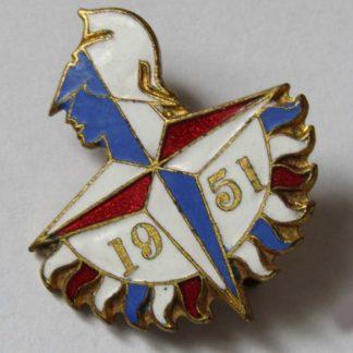 Festival of Britain - 1951 - Pin Badge