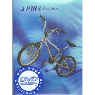DVD and Greetings Card - 1983