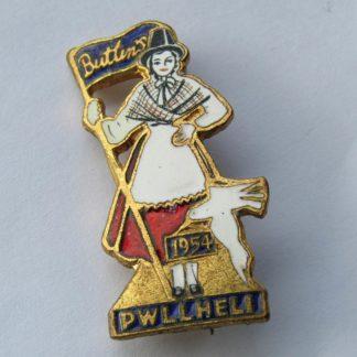 Butlins - Pwllhelli -1954
