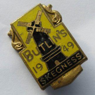 Butlin's Skegness - 1949