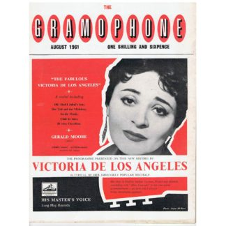 The Gramophone - August 1961