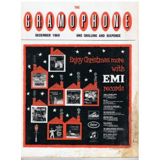 The Gramophone - December 1960