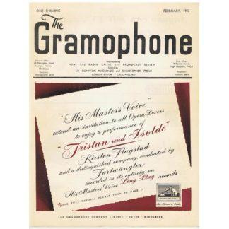 The Gramophone - February 1953