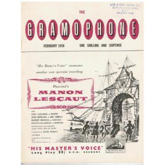 The Gramophone - February 1956