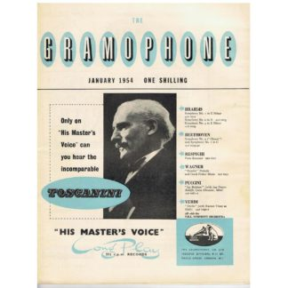 The Gramophone - January 1954