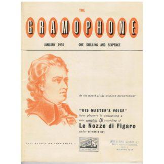 The Gramophone - January 1956