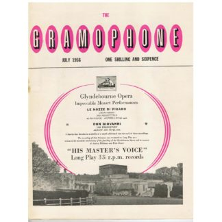 The Gramophone - July 1956