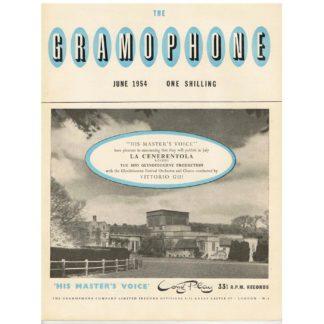 The Gramophone - June 1954