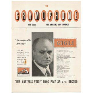 The Gramophone - June 1956