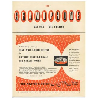 The Gramophone - May 1954
