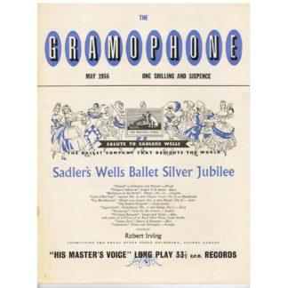 The Gramophone - May 1956