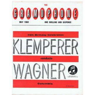 The Gramophone - May 1960