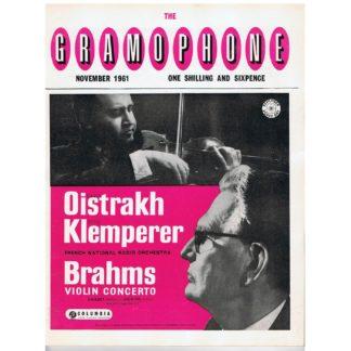The Gramophone - November 1961