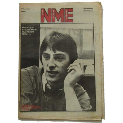 22nd March 1980 – NME (New Musical Express)