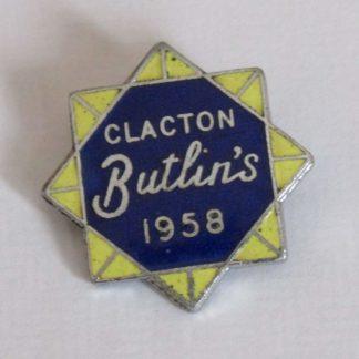 Butlin's Clacton - 1958