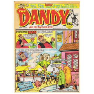 The Dandy - issue 2508 - 16th December 1989