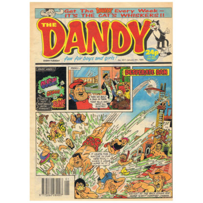 The Dandy - issue 2511 - 6th January 1990