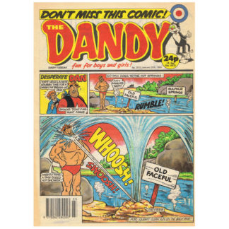 The Dandy - issue 2513 - 20th January 1990