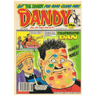 The Dandy - issue 2529 - 12th May 1990