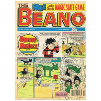 The Beano - 24th October 1992 - issue 2623