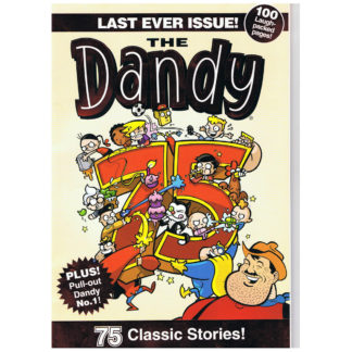 The Dandy - issue 3610 - 3rd December 2012
